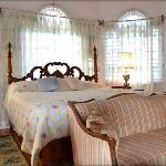 Villa Victoria Jamaica - Lady McGarry Bedroom
