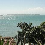 La vista desde el hotel