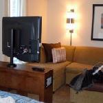 Hyatt Place twin room