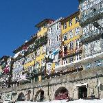 Ribiera façades