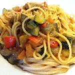 pasta con verdure gustose
