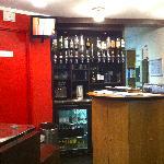 Reception & Mini Bar