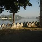 View of Nehru island park