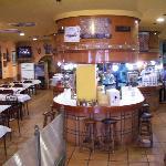 Entrada Restaurante Rias Baixas
