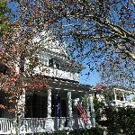 Old Charleston houses