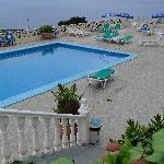 der Pool (Terasse)