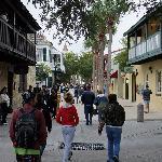 Spanish Street, St Augustine
