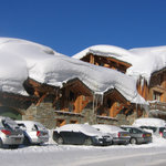 Le Chalet du Tyrol vue exterieur