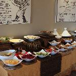 Wonderful buffet
