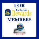 Special places for our Best Western Rewards Members