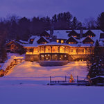 Foto de Lake Placid Lodge