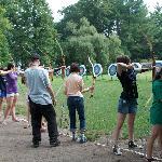 Archery at Silver Bay YMCA