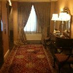couloir de l'hotel