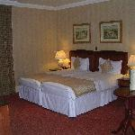 Room 216, spacious