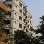 Marino Hotel Entrance - Dhaka