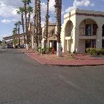 Ramada Palms Exterior