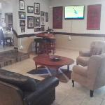 The Lounge at the Bar