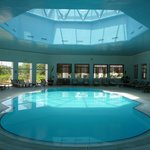 The Immaculate Indoor Pool