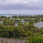 View of Surfside and Lake Pertobe