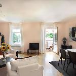 Apartment ROMA Wohnbereich