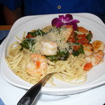 Shrimp & Scallops Pasta