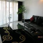 Living room 612