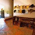 Rancho Chilamate's Boot Room. Cowboy Up!