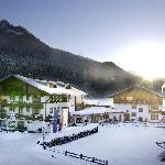 Das Hotel Kirchner im Winter