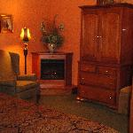 Vintage Charm Room