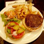 king george restaurant - the burger
