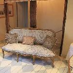 Bedroom 2 lounge