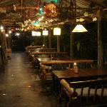 Laanlay bamboo seat