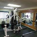 Our Exercise Facility