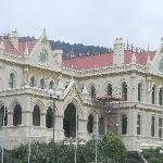Beautiful Wellington building.