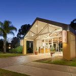 Mildura Accommodation-Quality Resort Inlander Mildura Entrance