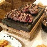 Carne su pietra