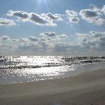 Very nice beach