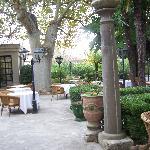 Le jardin intérieur