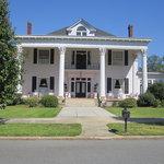 Wisteria Hall exterior