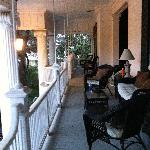 Foto de Belle Oaks Inn