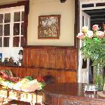 les fleurs sont à l'honneur à La Alegria
