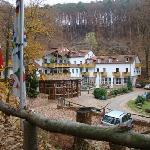 Schloss Hotel Landstuhl,Germany