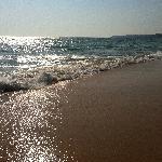 Praia Da Gale Beach