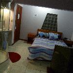 Queen size bed room number 8
