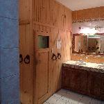 Exquisite cedar wood sauna