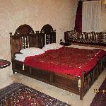 Bed (standard room)