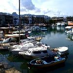 Kyrenia Harbour.