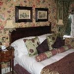 Bedroom in Castle.