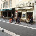 Wayne's Bar, Rue de la Prefecture, Vieux Nice, France