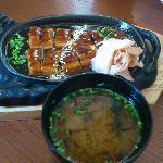Uanagi in Hot Plate